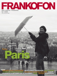 Cover of Frankofon No 1 2009
